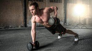 Muskeln brennen ohne sport